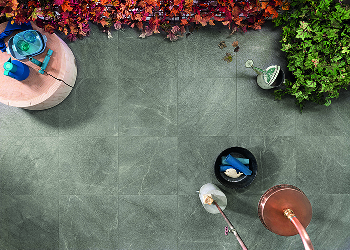 Luconi grestec tiles tile supplier to architects for Unusual floor coverings